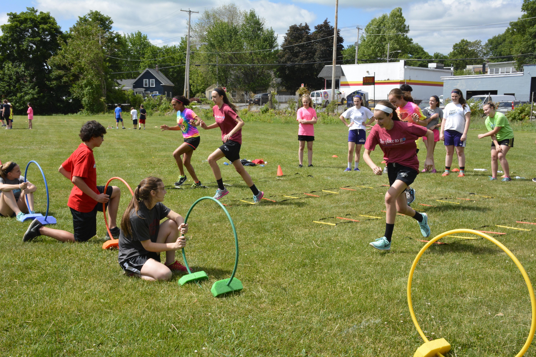 Field Day St Bernard S Elementary School