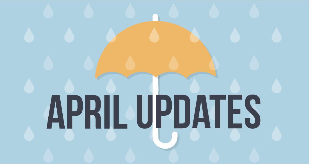 Important April Dates