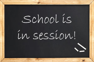 School is Open on Tuesday, May 16th!