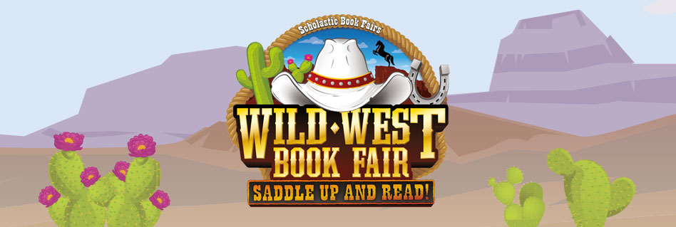 Image result for scholastic wild west book fair