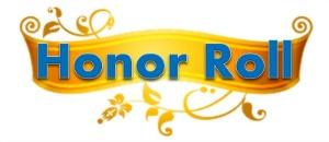 2018 Third Quarter Honor Roll